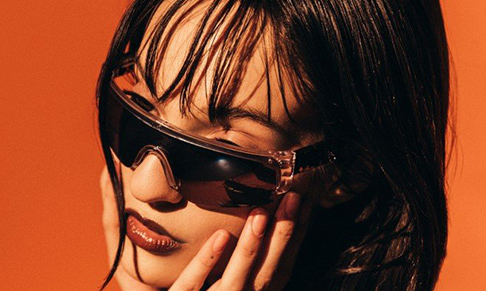 Eyewear brand Akila collaborates with Charli Cohen